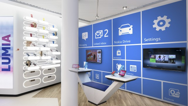 Nokia Helsinki Store