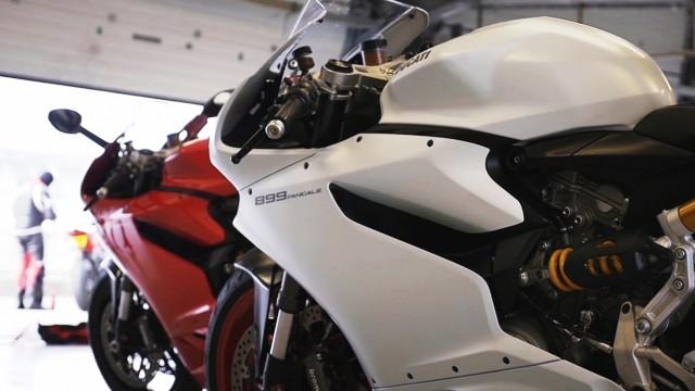Ducati Track Day Video